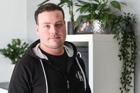 ENGASJERT: Det er fem år sidan Alexander Nordal først blei sjuk av rematisme. No vil han bidra til å sette søkelys på sjukdommen i samband med den nasjonale revmatikerdagen 15. mars.