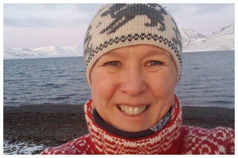 NY DOMSTOLSLEIAR: Annlaug Kjelstad frå Sande ser fram til å ta til som domstolsleiar i jordskifteretten i Førde.