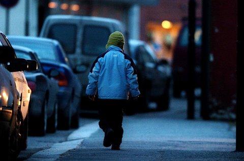 Mange får hjelp: Rapporten som her omtales viser at foreldre og barn har god nytte av den hjelpen de får av barnevernet. Arkivfoto: Geir A. Carlsson
