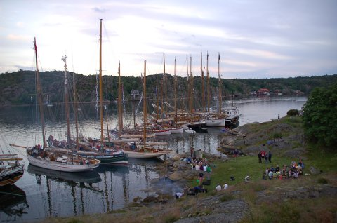 I havn inntil videre: Nordisk Seilas er inntil videre lagt på ise. Interessen er for lav.