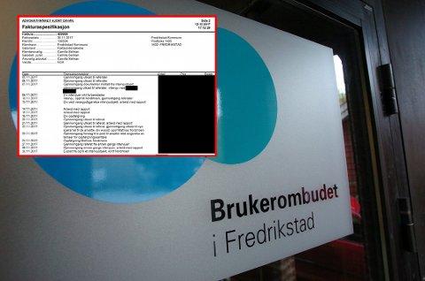 Kostbart: Arbeidsmiljøet ved Brukerombudet i Fredrikstad har vært anstrengt i lang tid. På oppdrag fra kommunen har advokatfirmaet Hjort undersøkt forholdene. Rapporten kostet over 600.000 kroner.