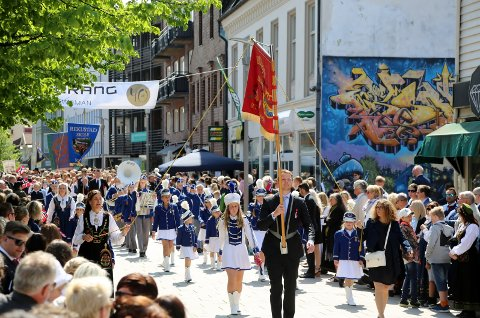 – Ja, både 17. mai og korpsstevner er nok forstått som korpsenes høytidsdager av mange, men spør du korpsbevegelsen er dette kun en liten del av det hele, skriver kultursjef Ole-Henrik Holøs Pettersen.