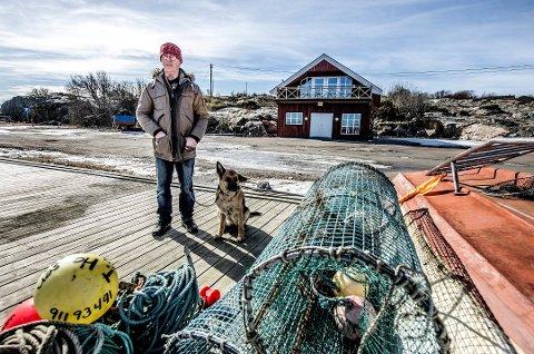 BRUA-BUA: Jan Gunnarsen er nå registrert med firmaet Brua-Bua i Brønnøysundregistrene. Nylig fortalte han Fredriksstad Blad at fiskerestaurenten i Vikerhavn er klar for åpning 16.juni.