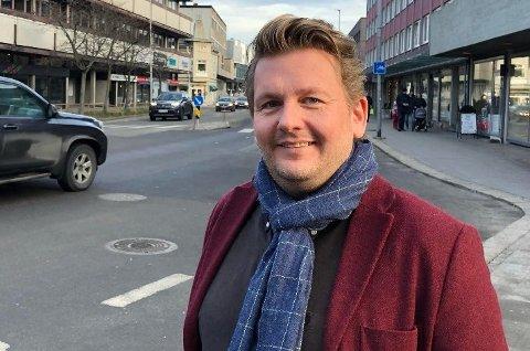ADVARSEL: Kultursjef Ole-Henrik Holøs Pettersen mener politikerne må handle raskt dersom det skal bli regionteater i Fredrikstad.