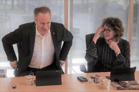 Avgjør: Vanligvis er det formannskapet som bestemmer hvem som skal få skjenkebevilling. I en periode nå kan ordfører Jon-Ivar Nygård gjøre det alene.