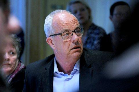 KRITISK: Terje Moland Pedersen (Ap) vil  forsikre seg om at HR-avdelingen opptrer profesjonelt og har god nok kompetanse.