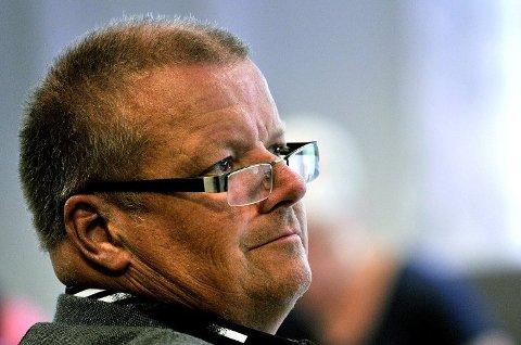Går imot alle alternativene: Stein Erik Westlie, gruppeleder for Sarpsborg Frp, støtter den såkalte Y-linjen. (Arkivfoto: SA)