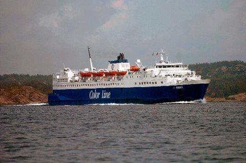 LANG DISTANSE: I over 25 år har MS Bohus seilt mellom Sandefjord og Strømstad. Antall turer mellom de to byene tilsvarer 67 ganger rundt ekvator.