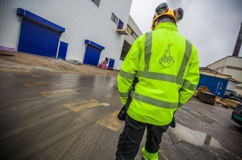 Alvorlig bekymret for arbeidsplassene: Fredrikstad Næringsforening skriver rett ut at Kronos Titan AS vil legge ned produksjonen, hvis ikke regjeringen finner en deponiløsning. (Arkivfoto: Felix C. Ellingsrud)