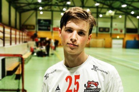 Ola Finess Liseth (19) scoret et av Fredrikstads mål lørdag.