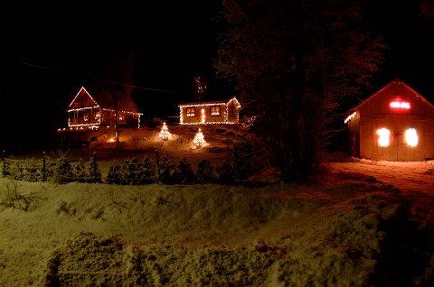 Svært Nordlys - Dette må du IKKE gjør når du skal ta ned julelysene GW-45