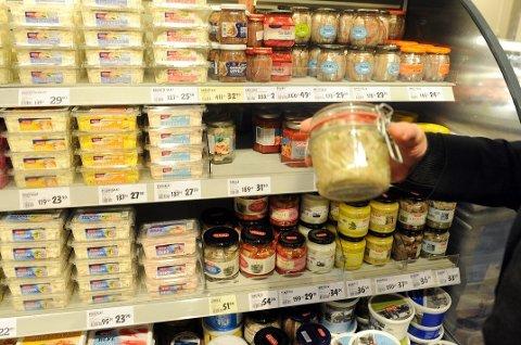Matprisene falt med 3,1 prosent fra november til desember (Foto: ANB Arkiv)