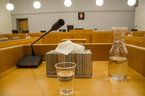 TILTALE: Bestefaren i 70-årene er tiltalt for å ha voldtatt barnebarnet. Rettsaken starter i Vestfold tingrett i april.