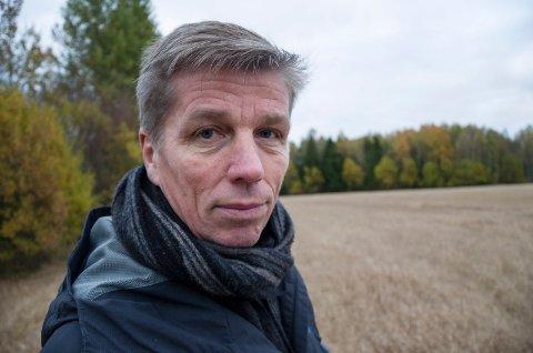 ENGASJERT: Leder i MDG Horten, Svein Erik Figved, har i en årrekke kjempet for at unge med utviklingshemming skal få et godt sted å bo.