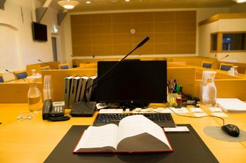 TRODDE IKKE: Dommerne i tingrettssal 3 avviste mye av forklaringene som den tiltalte hortenskvinnen og vitnene kom med.