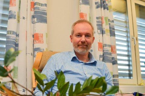 SØKER FLERE: Horten skal få flere fastleger enn før. Men legen som nå skal ansettes, kommer ikke til å ha en eneste pasient på lista, første arbeidsdag, forteller kommuneoverlege Niels Kirkhus.