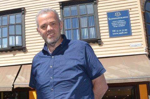 Torben Øvstebø har fått en stadig mer sentral rolle i konsernet som faren, Daniel Øvstebø, har bygd opp.