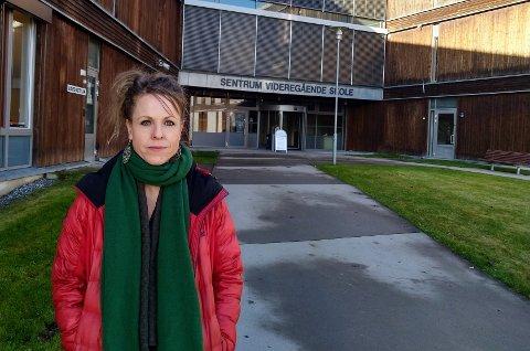 DAGPENDLER: Kristine Eriksen pendler daglig fra Arvika til Kongsvinger.