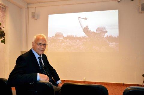 Hedmarken utgjør en sentral del i norsk krigshistorie. Leder Ole E. Storlien håper den nyåpnende krigsutstillingen på Garveriet i Moelv kan bidra til å gi ungdommen mer innblikk i historien.