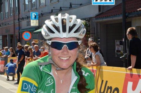 Mari Trønnes  NM på sykkel 2015, kvinner