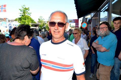 Sportssjef Hans Falk i Norges Cykleforbund mener VM-løypa vil passe for Edvald Boasson Hagen og Alexander Kristoff.