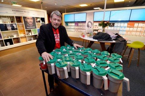 Tidligere fylkesaksjonsleder Wiggo Slåttsveen tror en nasjonal dugnad gjør oss til bedre mennesker. – Skal ikke vi kunne hjelpe andre mennesker.