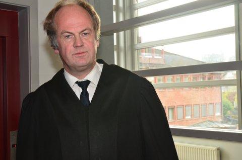 AKTOR: Politiadvokat Hans Petter Ommedal er aktor i saken som kommer opp for tingretten i februar.