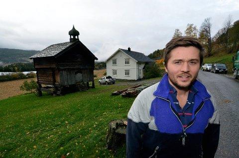 Frants Eirik Kvam i nabogrupp  på Sølvskottberget krever at en helsekonsekvensutredning må foreligge før etablering kan skje.