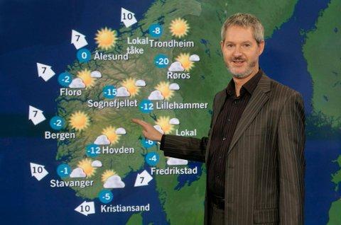 Statsmeteorolog John Smits melder været foran Birken - og har én god og én dårlig nyhet.