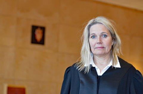 I RETTEN: Nina Braaten Hjortdal er bistandsadvokat for de etterlatte i ankesaken som gikk i Eidsivating lagmannsrett.