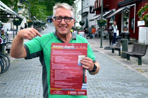 Hans Dalberg ved G-Sport i Ringebu var en av kandidatene.