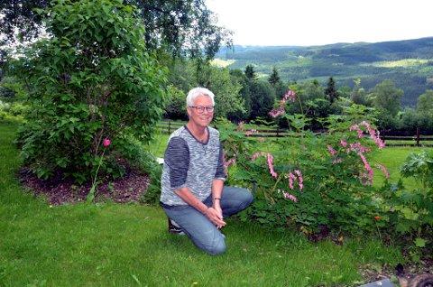 Jorun Astri Hagelund i Saksumdal  arbeider for å etablere et nettverk i innlandet for Late bloomers.