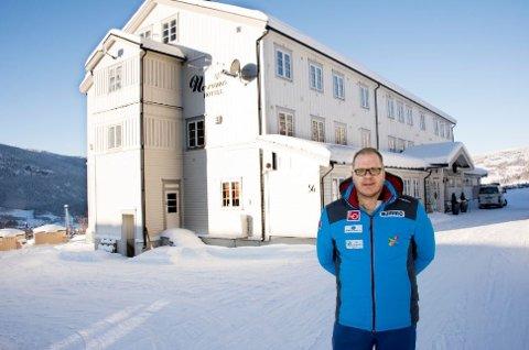 Johannes Nermo har bestemt seg for å inndrive sitt tilgodehavende i Lillehammer Skifestival.