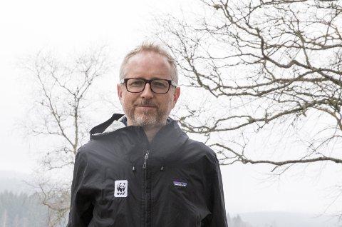 IGNORANT: WWF-sjef Bård Vegar Solhjell ignorerer Stortingets vedtak.
