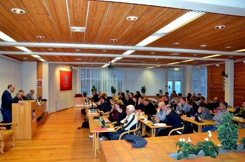 Endringer: Høyre ønsker seg nye prosedyrer for prioriteringer i et kommunebudsjett.