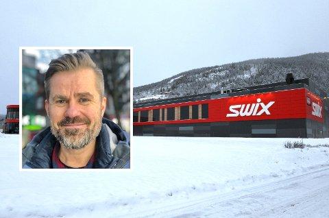 Brav, som blant annet eier merkevaren Swix, vil få en reduksjon i omsetningen på flere hundre millioner. Administrerende direktør Espen Falck Engelstad beskriver situasjonen som alvorlig og krevende.