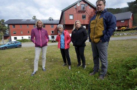 REISELIV: Leilighetssalget hos Espedalen Fjellstue er også et trist kapittel i norsk reiselivshistorie.