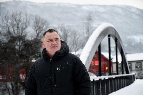 Håvard Gangsås kommunedirektør i Ringebu