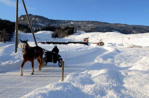 SLUTT: Etter over 40 år må entusiastene bak Fåberg Gausdal Landbane finne seg et nytt område.