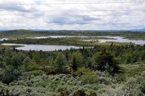 Kommunestyret ber administrasjonen finne andre vannkilder enn Nisjuvatnet (bildet) og Sjøsetervatnet.