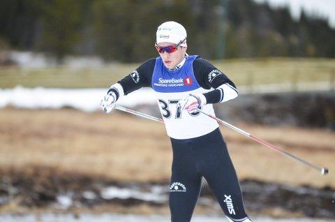 14.plass: Johan Sørum Gangsø fra Gran.