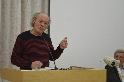 Stein Buan, Rødt
