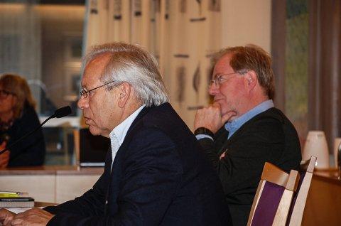 OVERTAR: Rådmann Lars Ole Saugnes har lagt fram sitt budsjett. Nå er det opp til ordfører Willy Westhagen (GBL) og resten av de folkevalgte hva som skal skje med for eksempel Sanne og Fredheim skoler. – Vi jobber mot nedlegging av barneskoler og mot nedbemanning i skolen, sa Westhagen før valget i 2015.