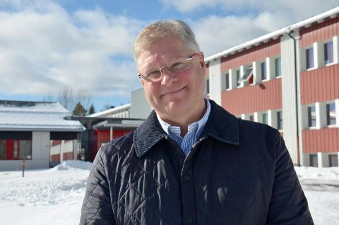 NÆRMERE HJEMMET: Lars Falao vil jobbe nærmere hjemmet.