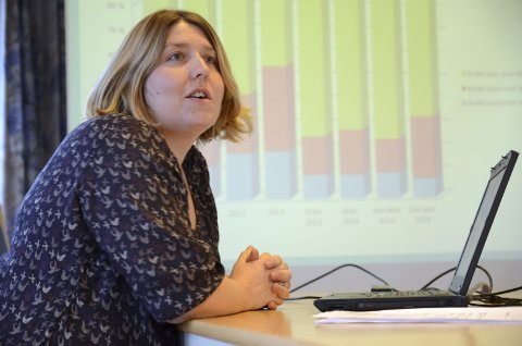 NY JOBB: Janicke Brechan blir kommunalsjef i Gran.