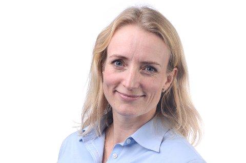 Kommunikasjonsrådgiver Ragnhild Ask Connell hos Glitre Energi forteller at nå får kundene beskjed om økningen.