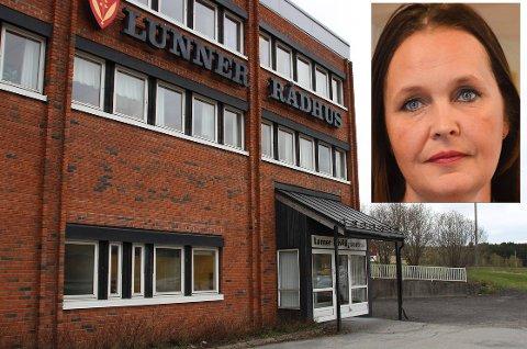 AVVIK LUKKES: Lunner kommune er godt i gang med å lukke de fleste avvikene de fikk fra fylkesmannen i mai. Virksomhetsleder Elin H. Teslow er positiv til kontroll.