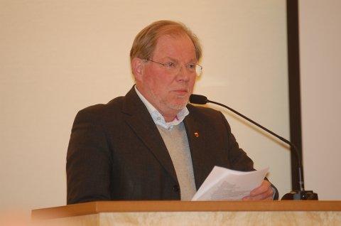 Hvem tar over?: Lars Ole Saugnes har sluttet som rådmann i Gran. Nå skal det finnes et rekrutteringsfirma som igjen skal finne kommunens neste administrative toppleder.