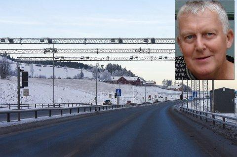 OPPHAV TIL FORSLAGET: Helge Haukeli (Ap) fremmet forslag om vegprising.