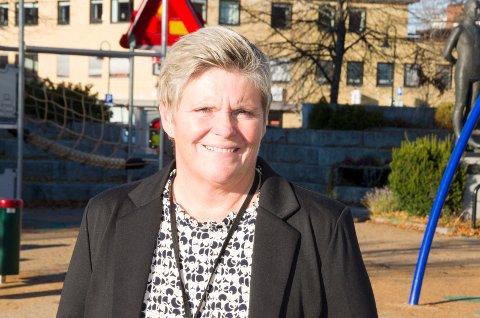BUDSJETT: Konstituert rådmann Cecilie Øyen må forholde seg til stramme rammer i budsjettet for neste år. Derfor foreslår hun en økning i eiendomsskatten.